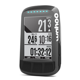 Wahoo Fitness Elemnt Bolt GPS Cykelcomputer sort